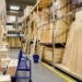 Hardware stores and builders' merchants: anticipating demand
