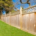 Suppliers struggle with demand for fence panels